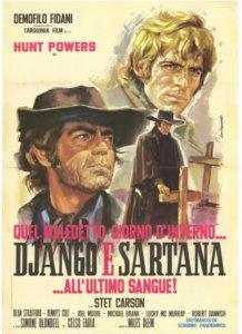 Quel maledetto giorno d'inverno... Django e Sartana all'ultimo sangue