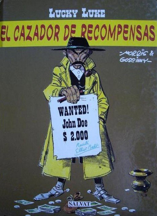 Lucky Luke - El cazador de recompensas