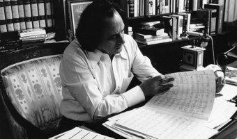 Muere el compositor Riz Ortolani