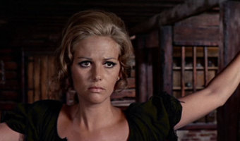 Once Upon a Time in the West - Claudia Cardinale