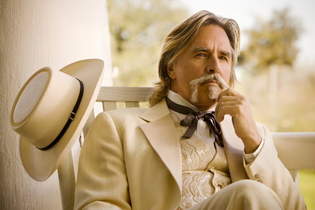 Don Johnson Django Unchained