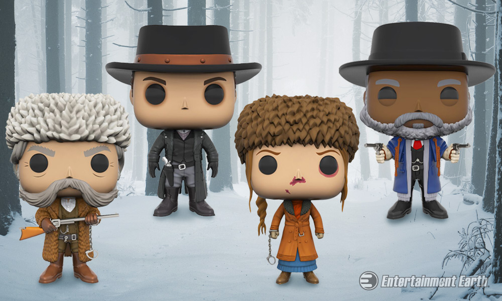 Funko The Hateful Eight