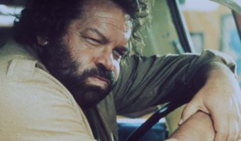 Bud Spencer, el coloso de los mamporros