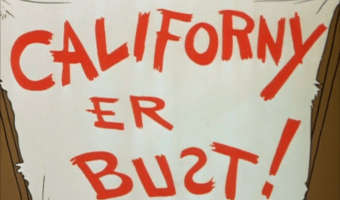 Californy 'er Bust (1945)
