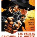 DVD Las pistolas cantaron la muerte