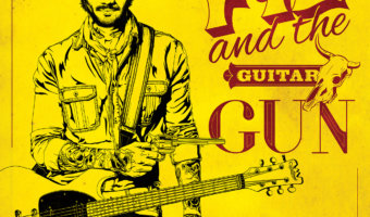 Fil and the Guitar Gun: Living in the Old West